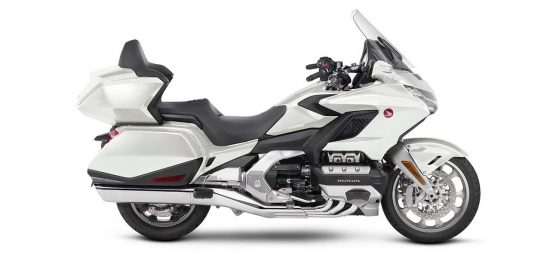 - Gold Wing GL 1800 Tour - No air bags ( red - white )